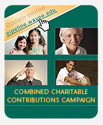 Wayne Cares: Combined Charitable Contributions Campaign