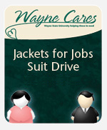 Wayne Cares: Jackets For Jobs Drive