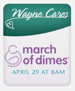 Wayne Cares: March Of Dimes